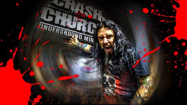 Crash Church no SBT