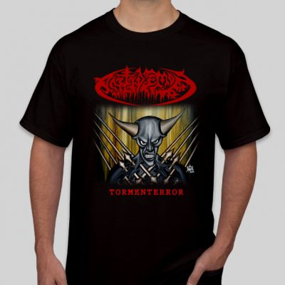 Camiseta Tormenterror Antidemon